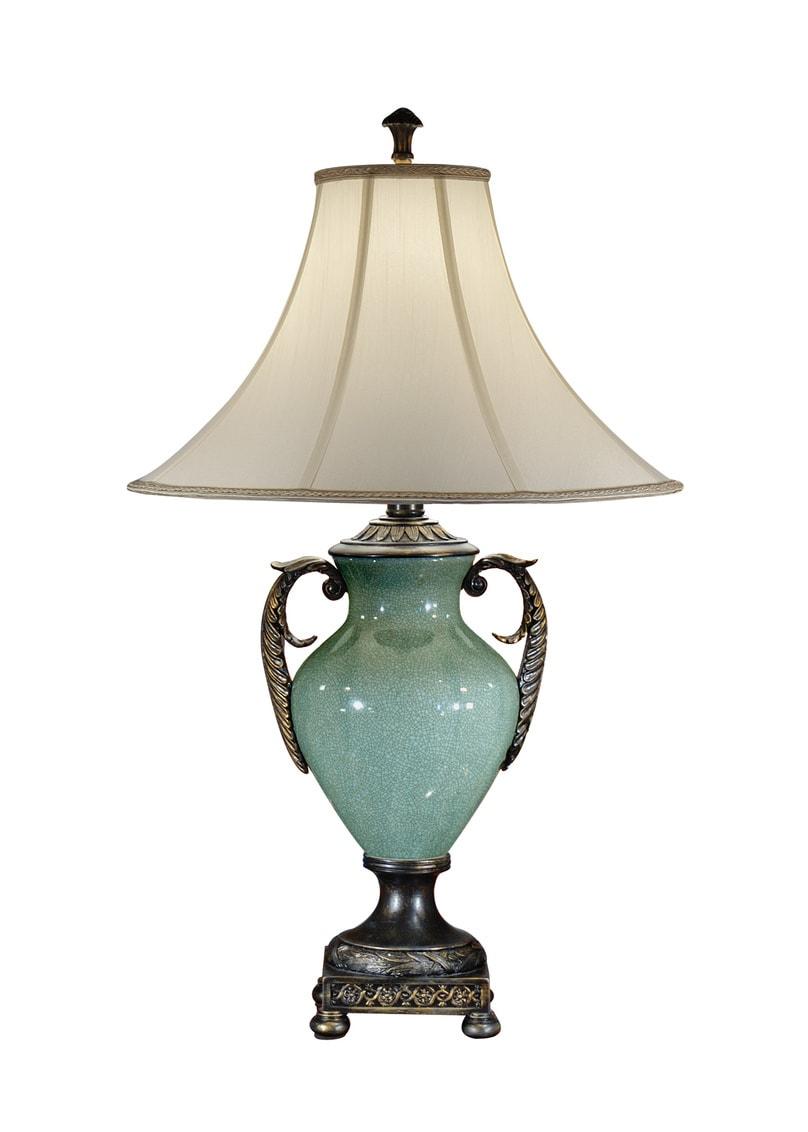 Handled-Urn-Lamp