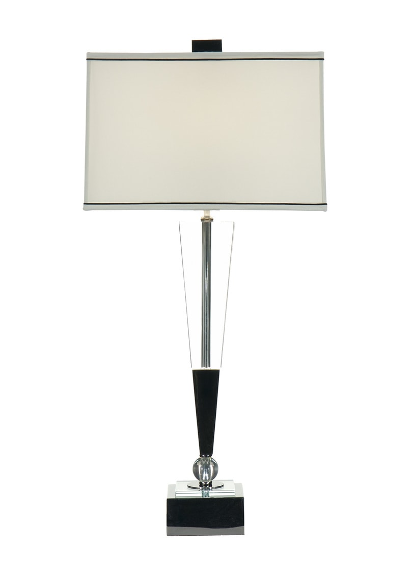 Inverted Crystal Lamp by Wildwood Lamps – 36