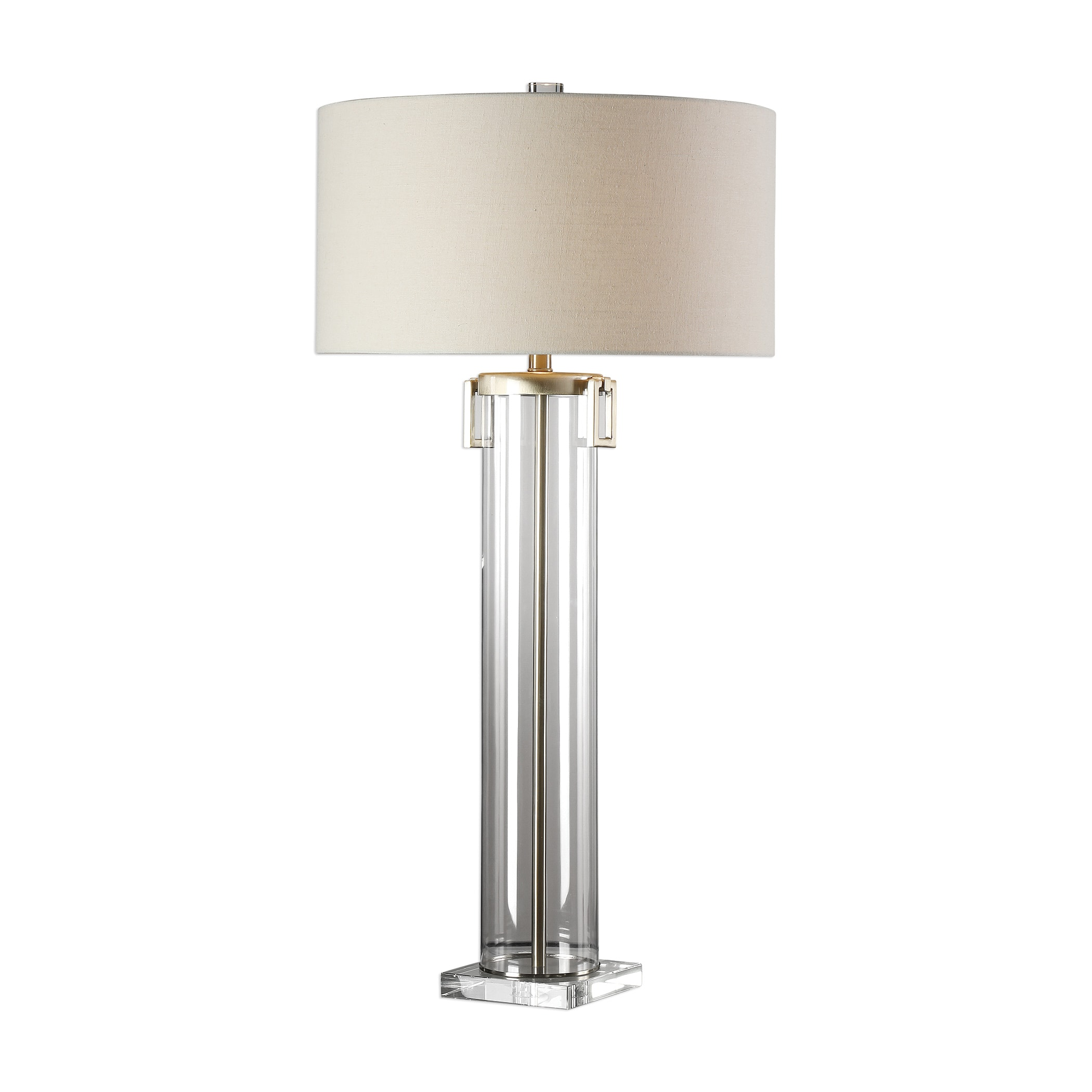 Monette Tall Cylinder Lamp By Uttermost 40