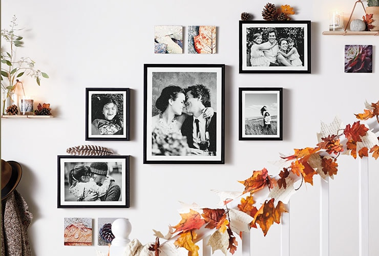 Adding a Personal Touch To Your Home with Family Photos - Fine Home ...