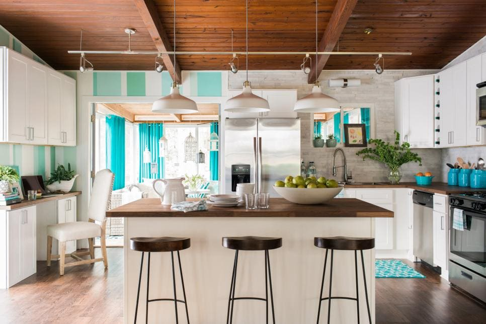 Easy Design Ideas To Update The Kitchen Fine Home Lamps