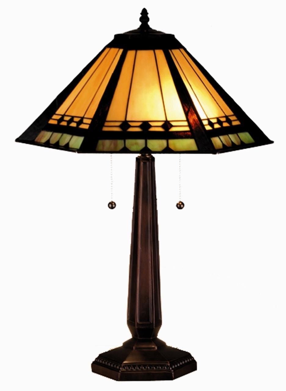 Albuquerque Table Lamp By Meyda 25