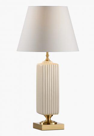 Athens Lamp Cream By Chelsea House U2013 28u2033