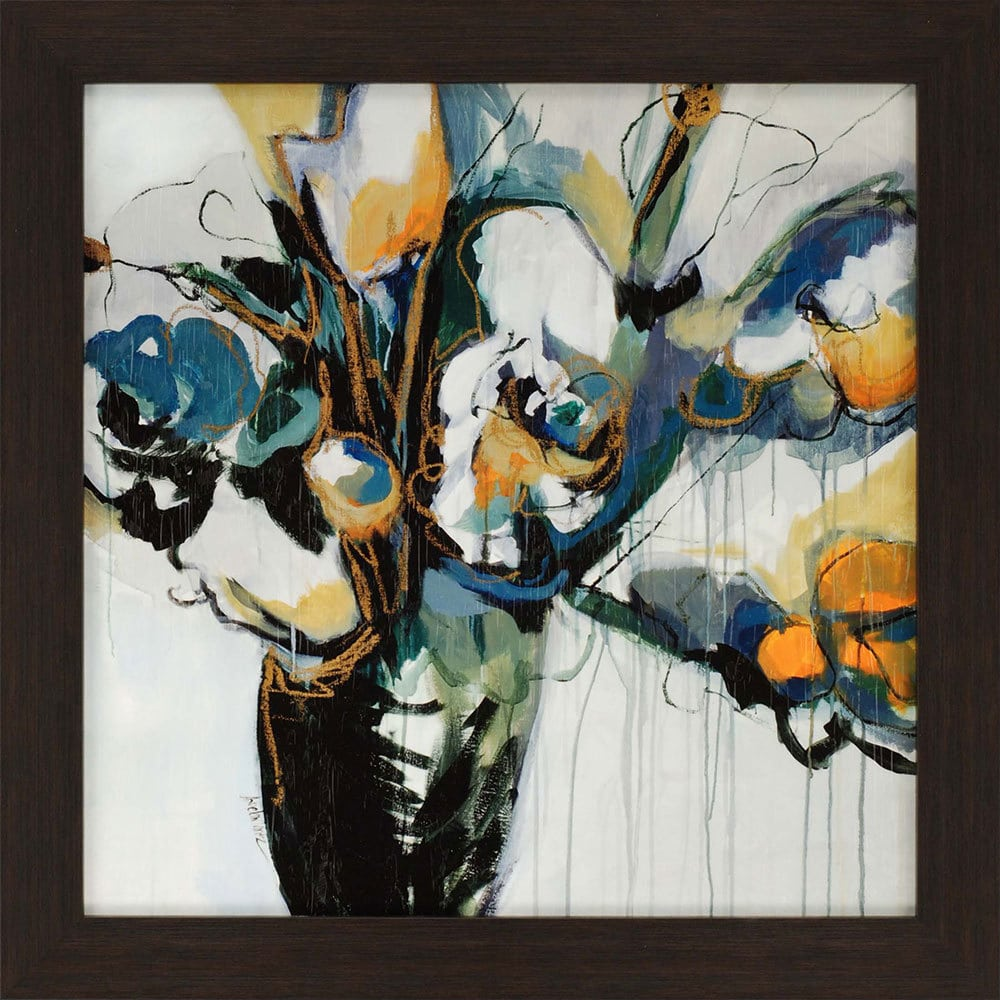 products blooms in shamrock grey framed wall art b 7267  15885.1488656872.1280.1280