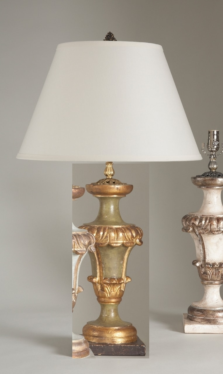 Caparro Green Table Lamp By Chelsea House 30