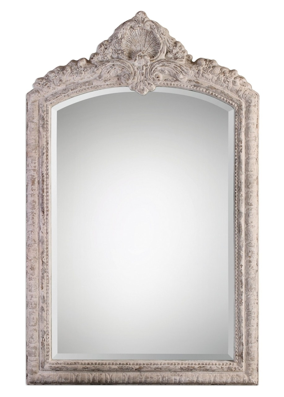 products charente aged ivory arch mirror 9121  06297.1469024854.1280.1280