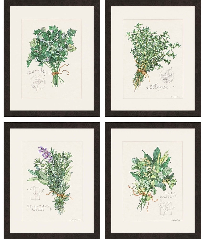 products herbs framed wall art b 1491  72427.1488656505.1280.1280