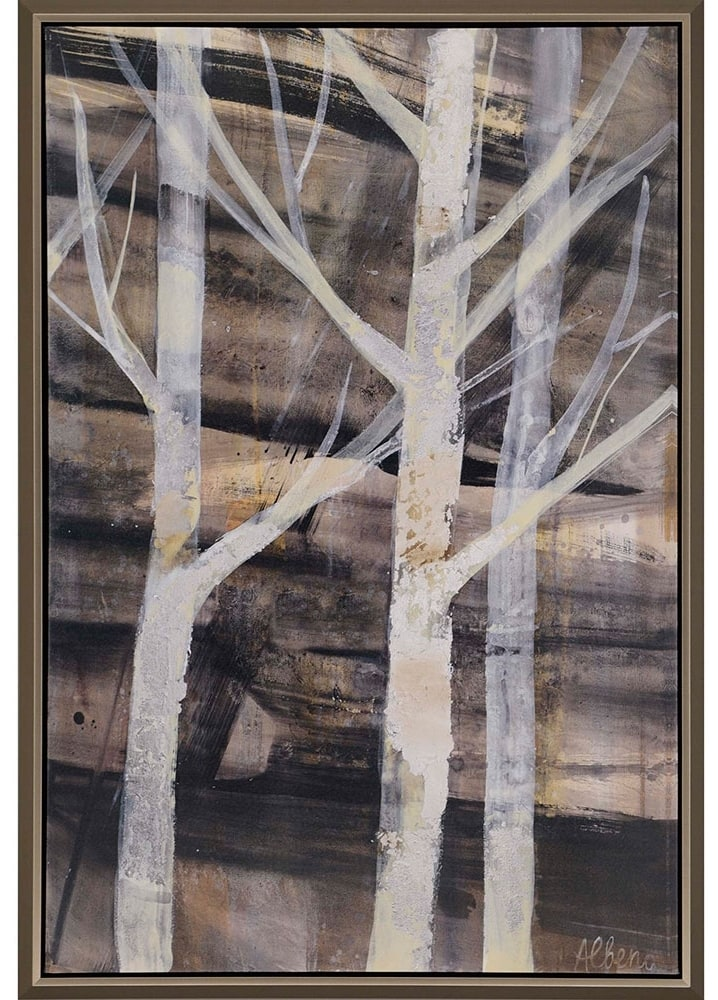 products silver trees iii canvas wall art b 3031  49525.1488987253.1280.1280