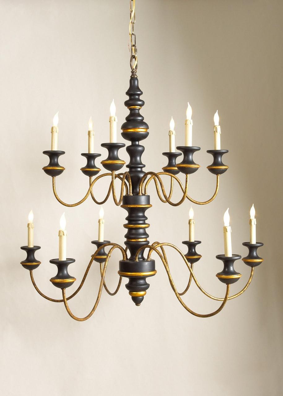 products stockholm black wood chandelier 68012  69912.1418072353.1280.1280