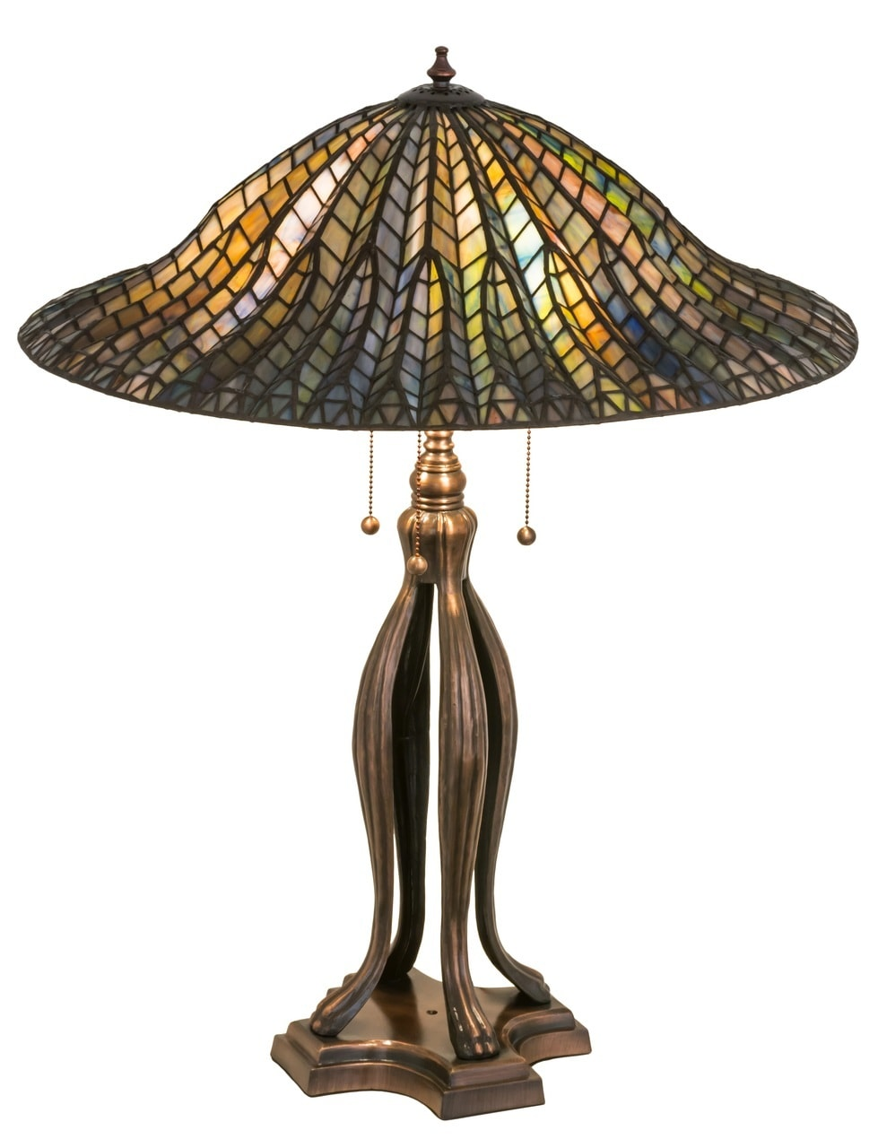 products tiffany lotus leaf table lamp 29385  44201.1516432997.1280.1280