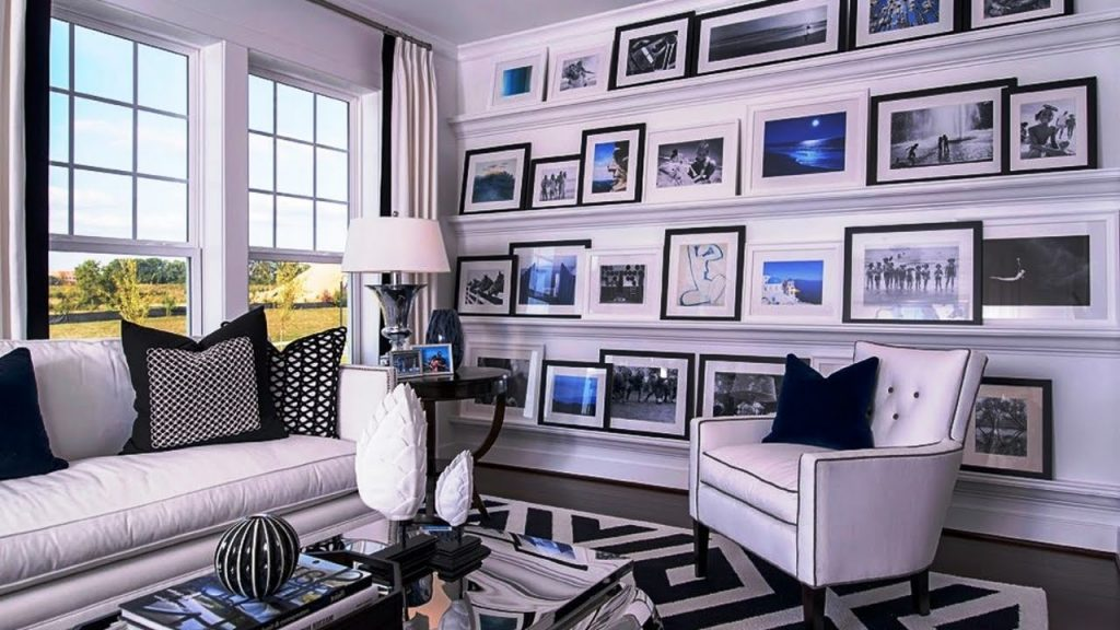Create a Living Room Gallery