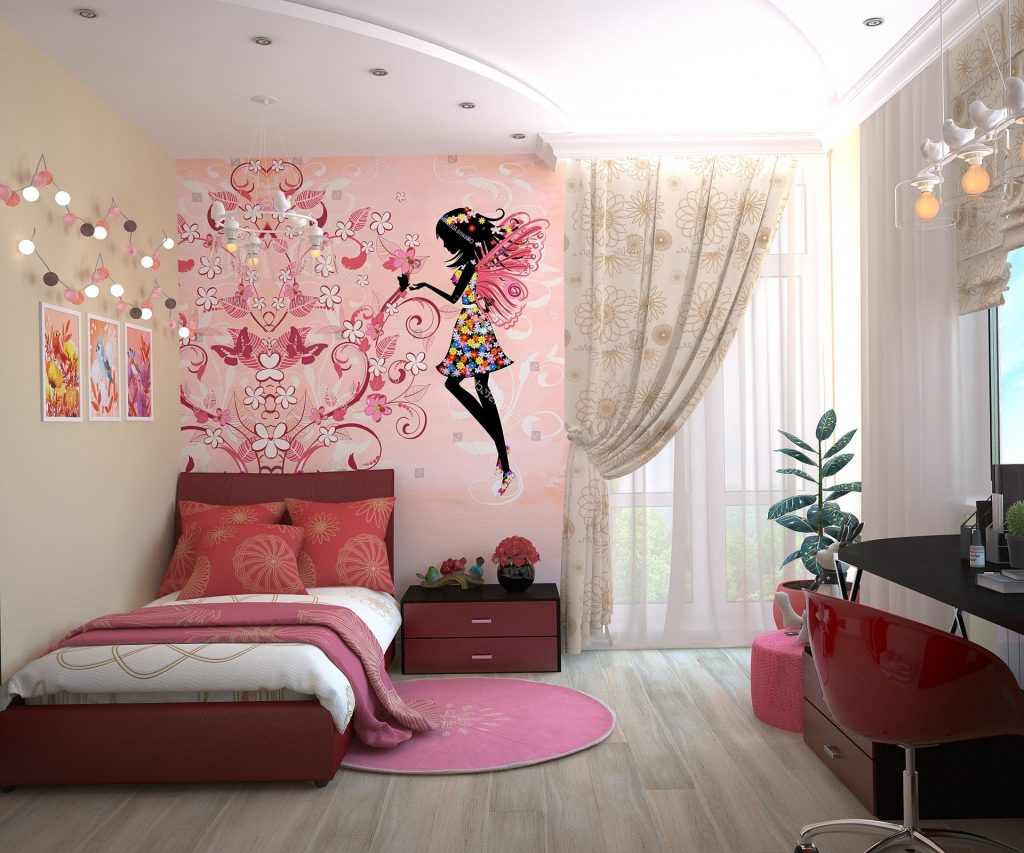 . 20 Decoration Ideas For Carving Out A Modern Bedroom For Your Kids