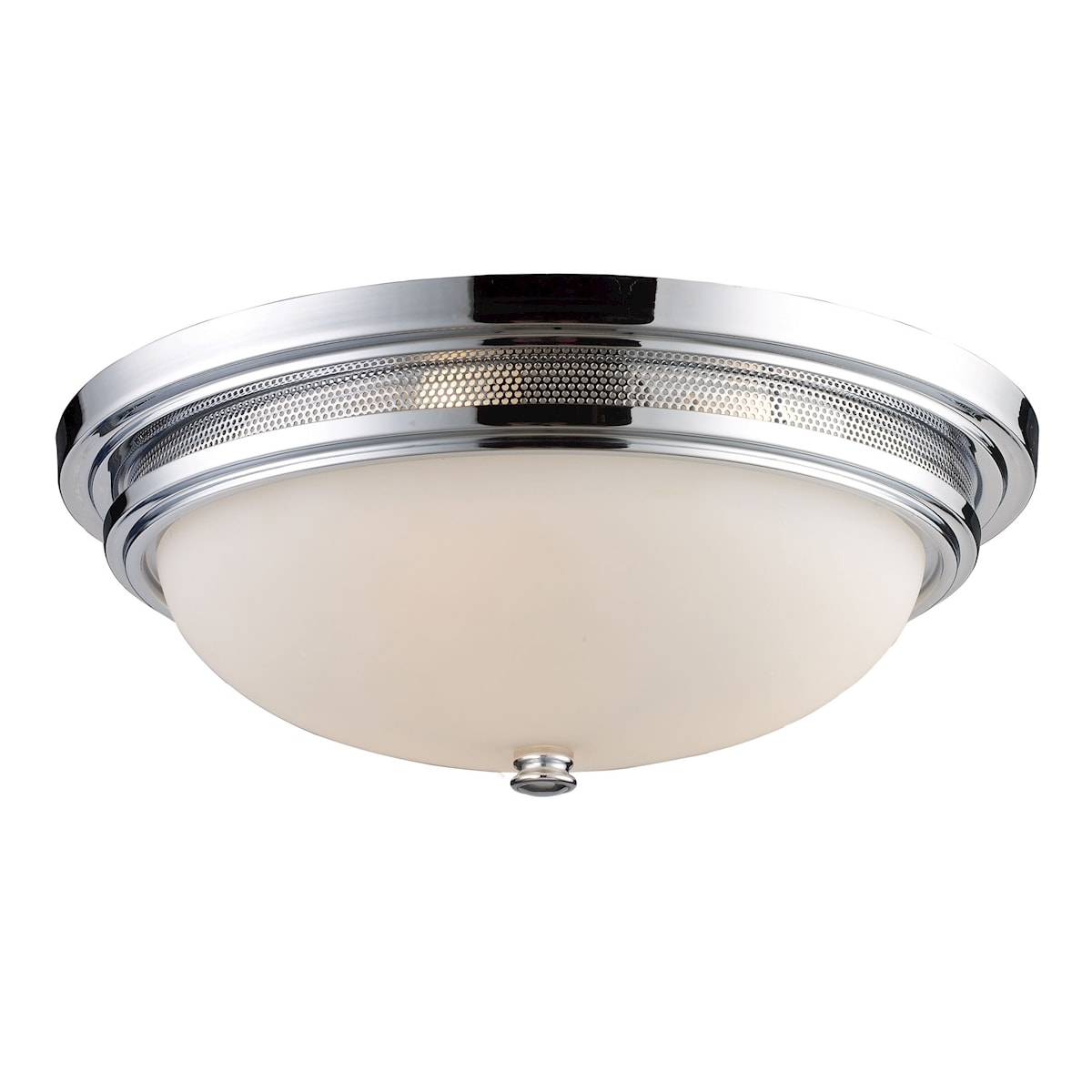 EL-20131/3_The Flush Mounts collection exhibits the same beautiful detailing as a chandelier