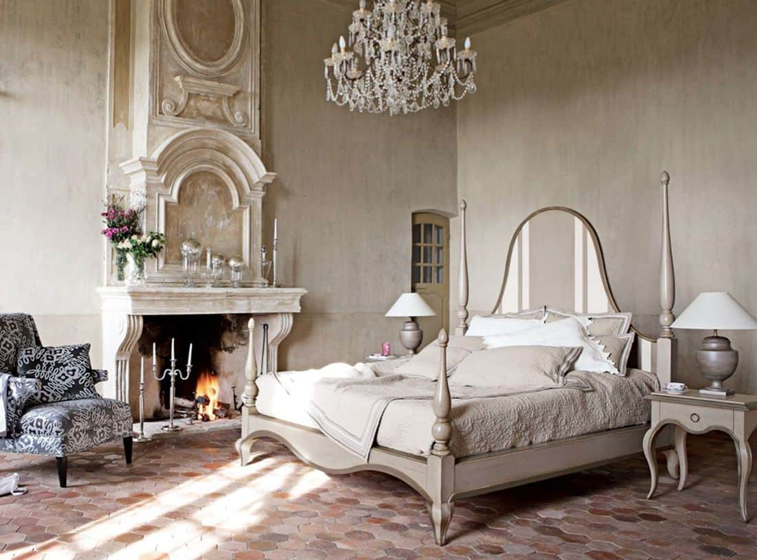 Inspiring Vintage Bedroom Ideas Fine Home Lamps