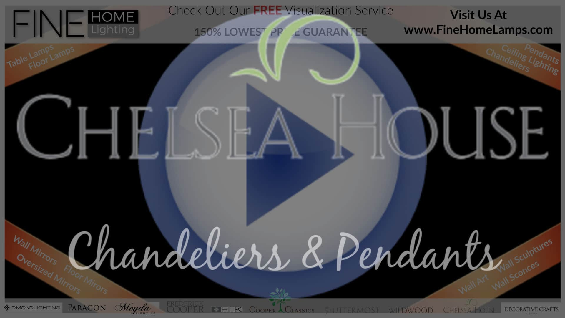 Chelsea-House-Chandeliers-Pendants-Thanks-for-watching-this-video-Get-an-additional-15-percent-off-your-next-purchase-Use-Coupon-Code-VIDEO