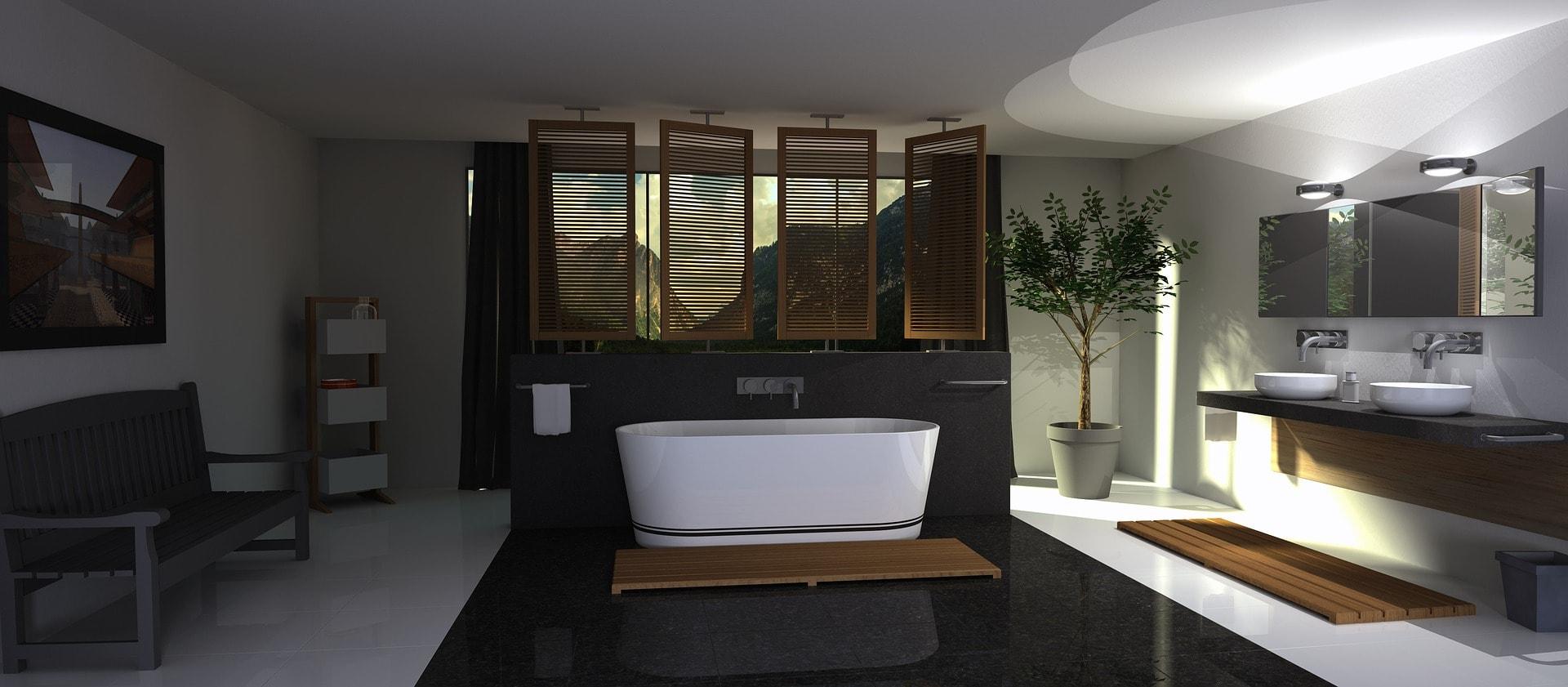 Bathroom Interior Design Trends 2020.14 Trends Update Your Bathroom For 2020 Fine Home Lamps