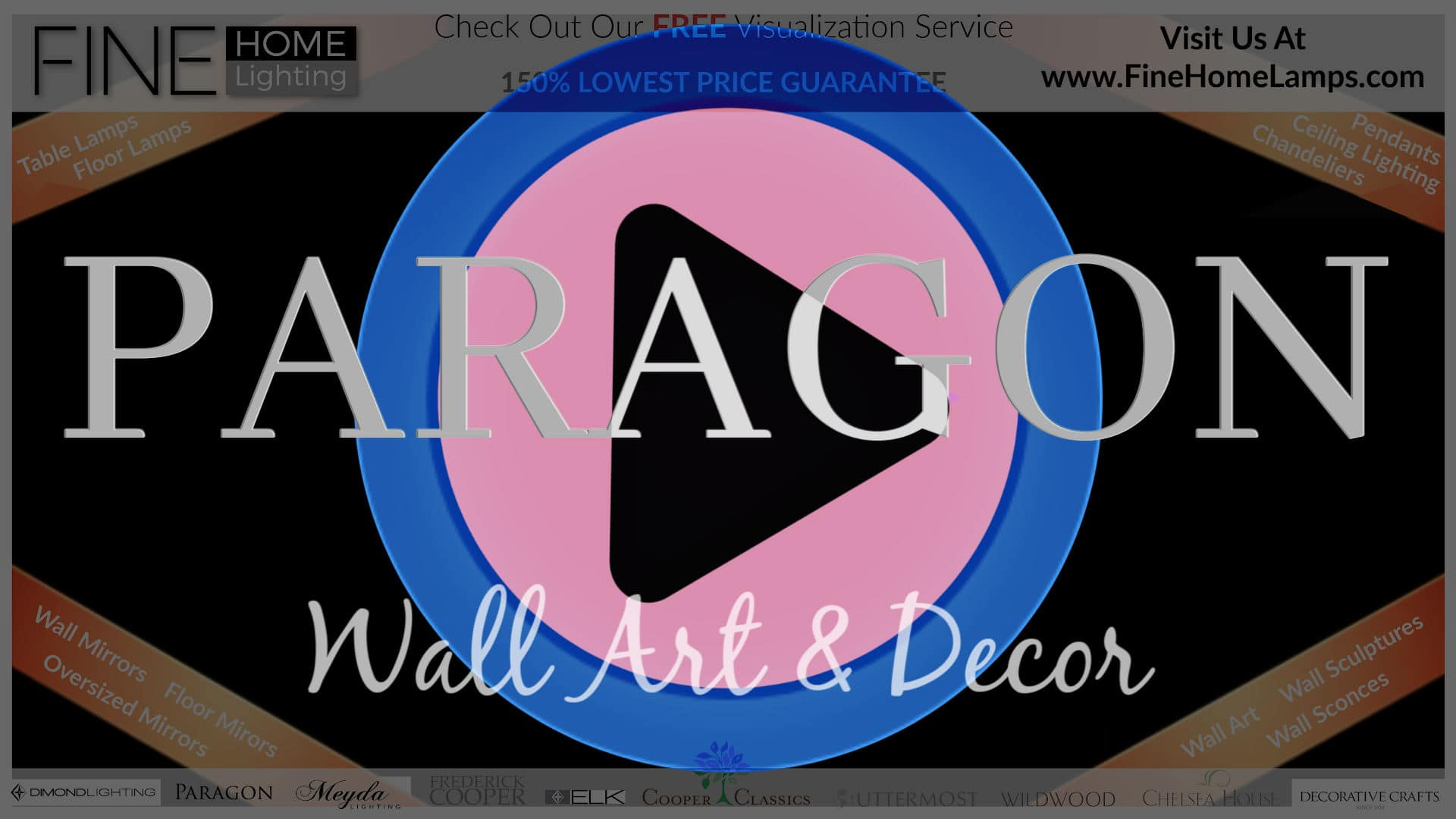Paragon-Wall-Art-Decor-Thanks-for-watching-this-video-Get-an-additional-15-percent-off-your-next-purchase-Use-Coupon-Code-VIDEO