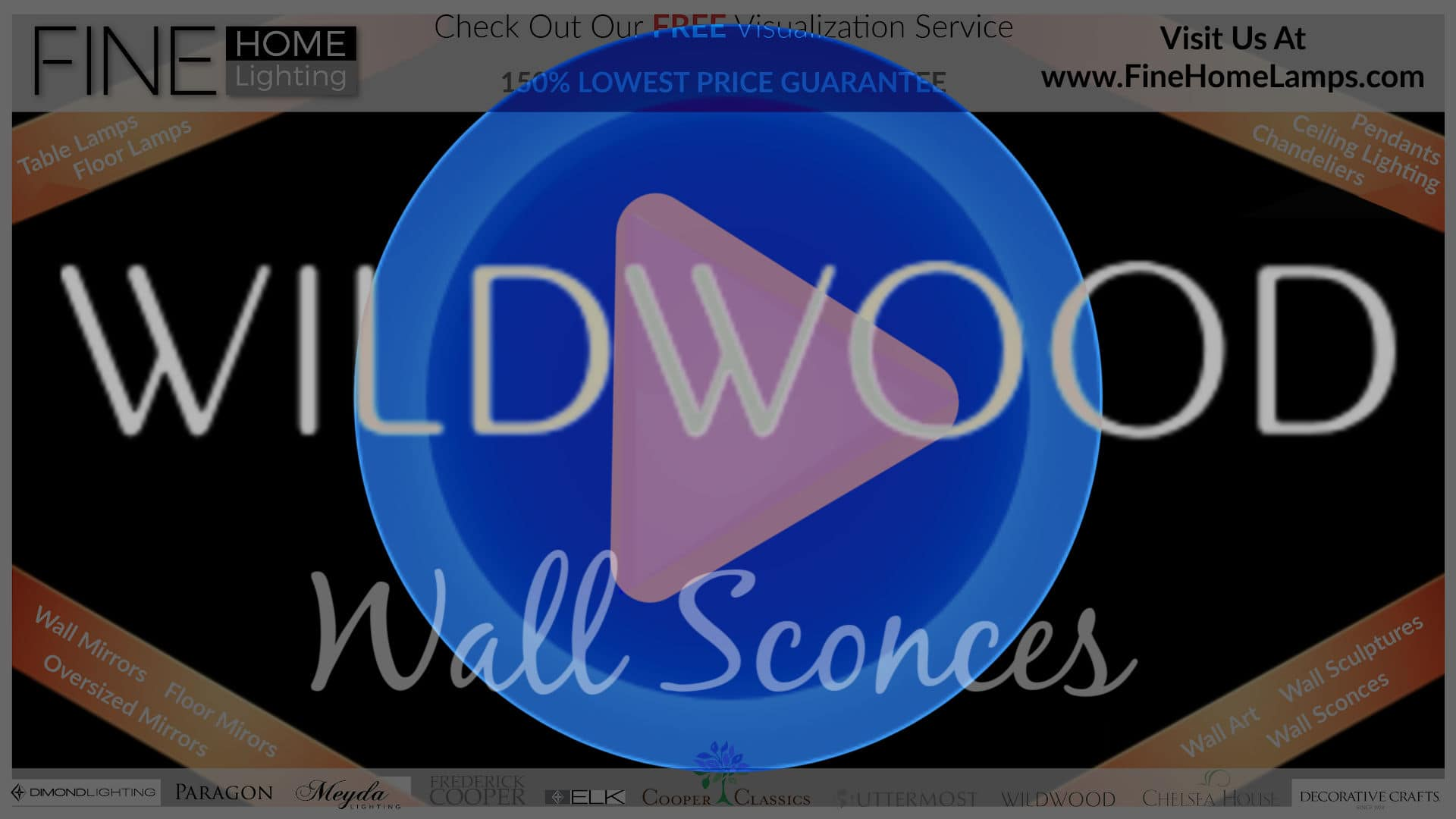 Wildwood-Wall-Lights-Thanks-for-watching-this-video-Get-an-additional-15-percent-off-your-next-purchase-Use-Coupon-Code-VIDEO