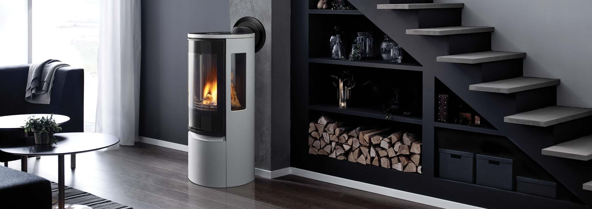 How To Decorate Around A Freestanding Stove 5 Ideas Fine Home Lamps
