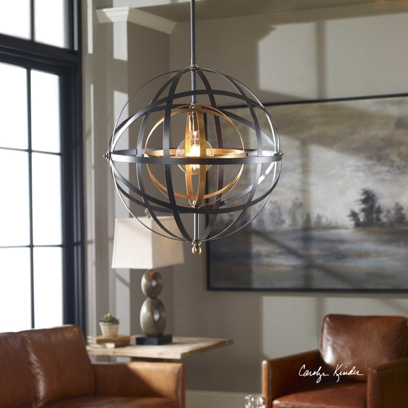 Rondure-1-light-mini-pendant