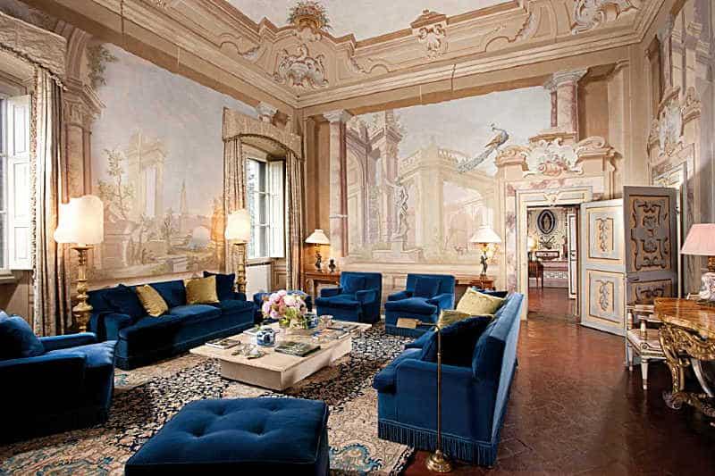 Rejuvenating Italian Renaissance Interior Design Fine Home Lamps