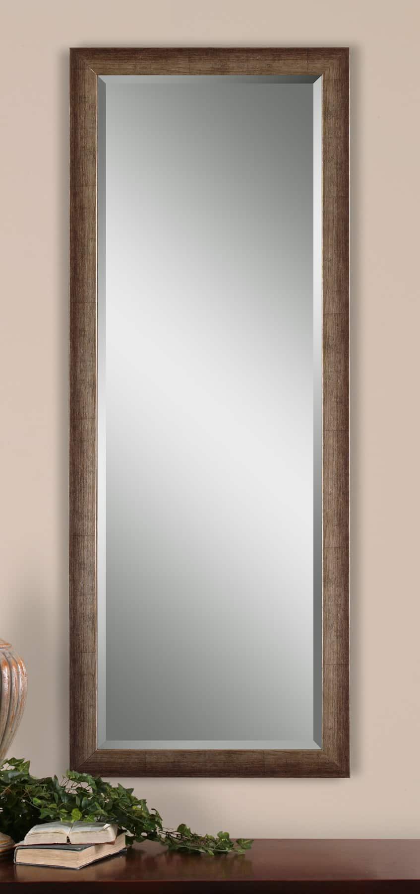 Lawrence Antique Silver Mirror_U-14168
