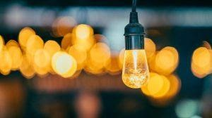 You can use a bunch of yellow-toned light bulbs when choosing the best lamps for your home to make it feel warmer.